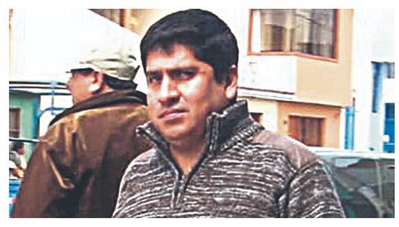 Jorge Burgos busca ser apartado del juicio oral por el crimen de Nolasco