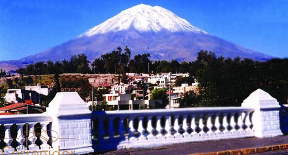 Actividad sísmica del volcán Misti se incrementó a inicios del año