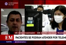 EsSalud: Pacientes pueden ser atendidos por videollamadas