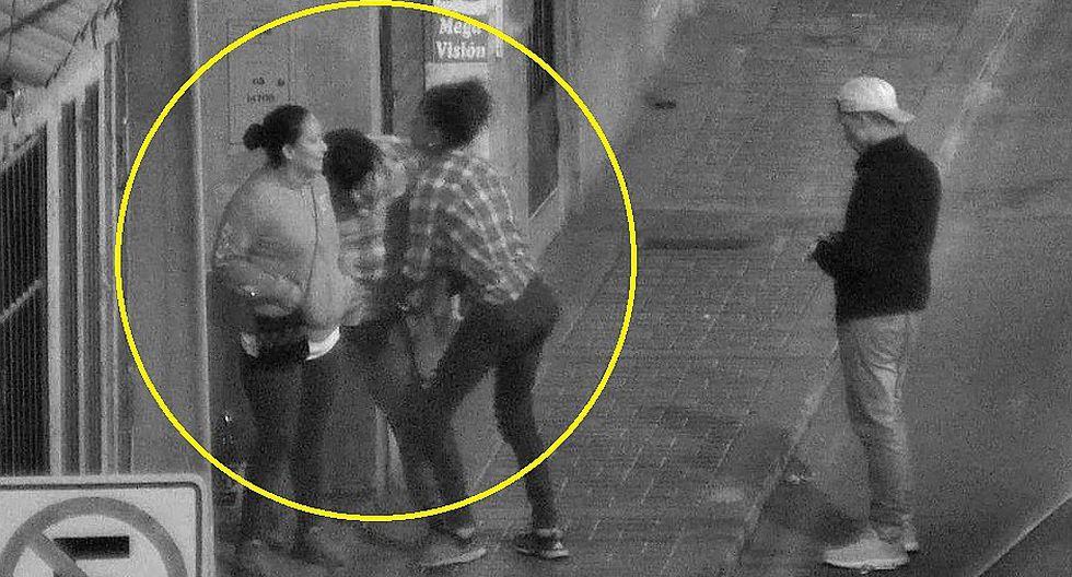 Con la ayuda de cámaras de vigilancia capturan a una banda de asaltantes