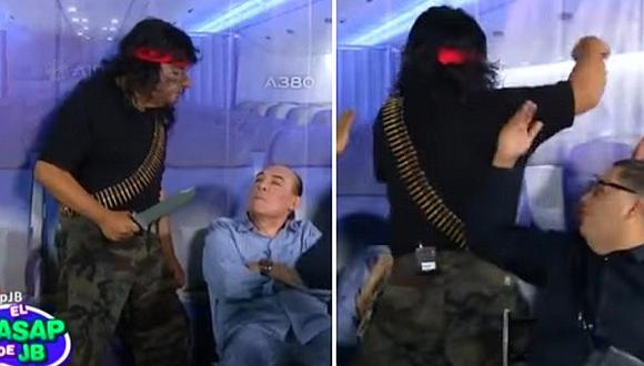 El wasap de JB: 'Rambo' regresó y 'Yuca' pagó las consecuencias (VIDEO)