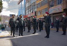 Rememoran al héroe policial Alipio Ponce Vásquez