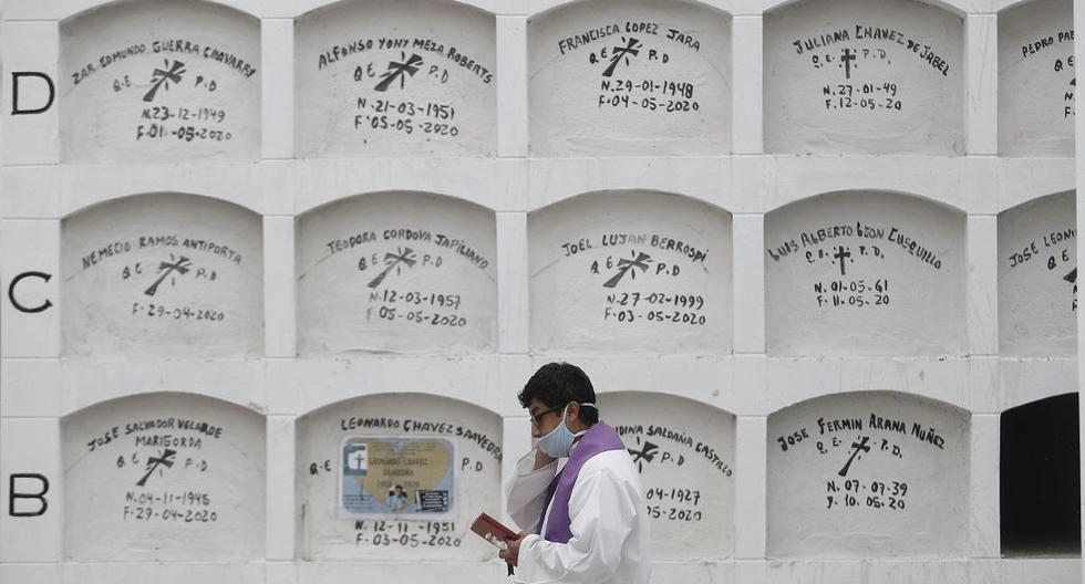 Minsa reporta 137 fallecidos de coronavirus en el Perú en las últimas 24 horas
