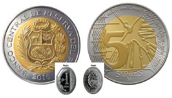¿Cómo diferenciar una moneda verdadera de otra falsa?