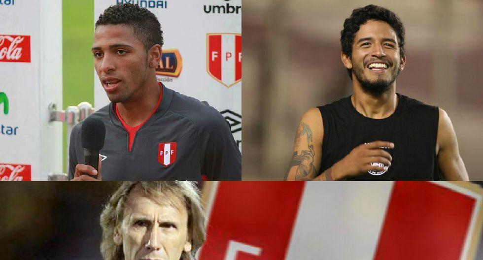 Selección Peruana: ¿Ricardo Gareca convocará a Reimond Manco y Alexi Gómez?