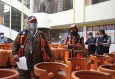 Bodegas y ferreterías ponen en peligro a ciudadanos de Huancayo por venta no controlada de gas