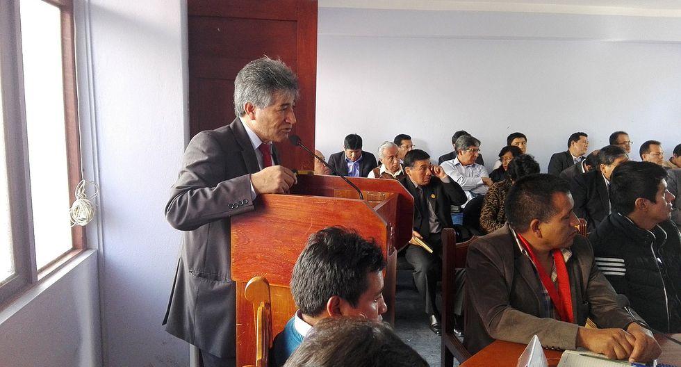 Pobladores de Paras serán sometidos a consulta sobre delimitación territorial