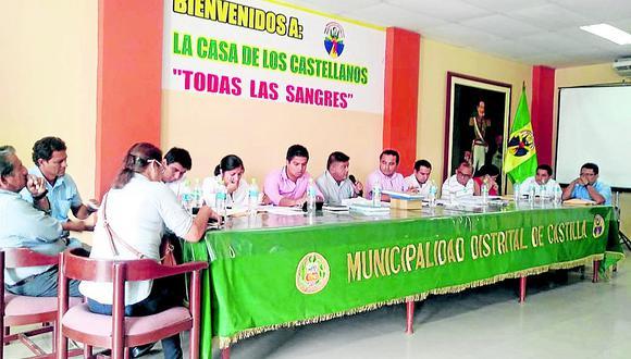 Deuda en municipio de Castilla asciende a S/ 33 millones