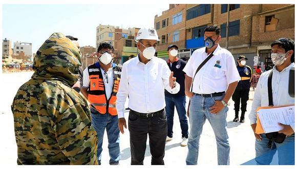 Cambian a gerente de Seguridad Ciudadana de la Municipalidad Provincial de Trujillo