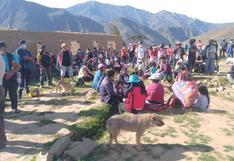Dirigente de La Pedroza Huánuco: Somos posesionarios y no traficantes de tierra