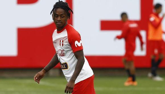 Yordy Reyna fue oficialmente desconvocado de la selección peruana. (Foto: GEC)