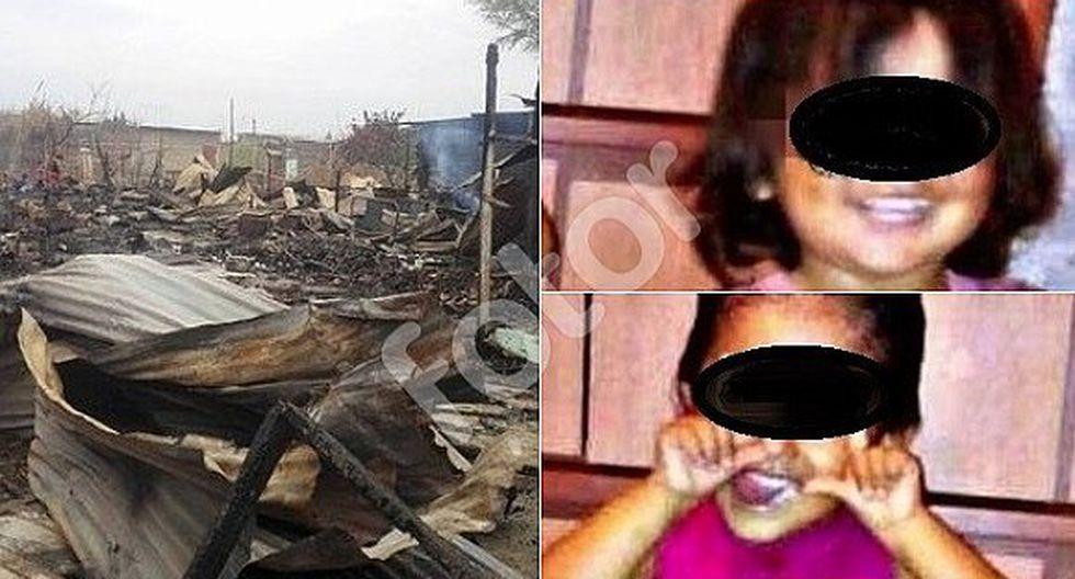 Pequeño de dos años muere y su hermanita de tres lucha por su vida tras incendiarse su casa