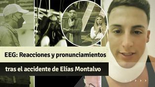 """""""Esto es guerra"""": las reacciones tras el accidente de Elías Montalvo en juego de altura"""
