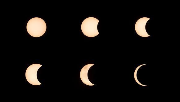 Eclipse Solar: Perú será uno de los países que disfrutarán del fenómeno natural. | Foto: AFP