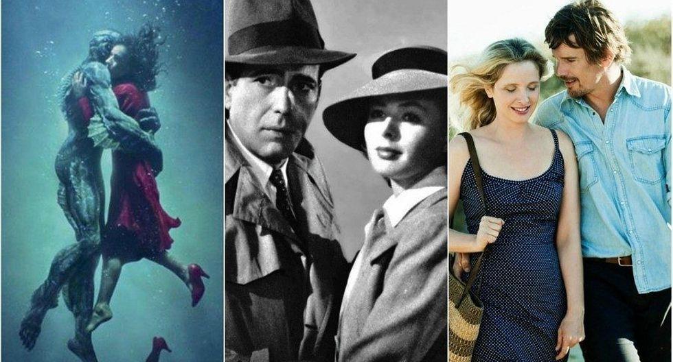 Cinco películas de amor para disfrutar este San Valentín