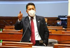 Congresista puneño propone referéndum para octubre del año 2022