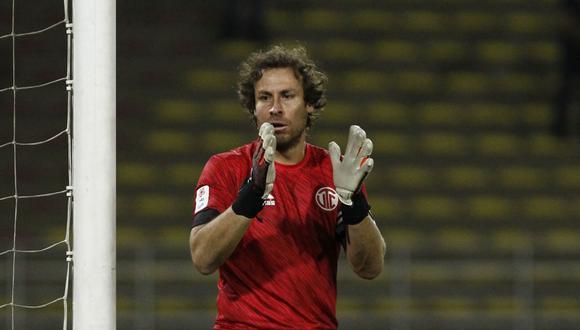 Salomón Libman es futbolista de UTC desde inicios de la temporada 2020. (Foto: GEC)