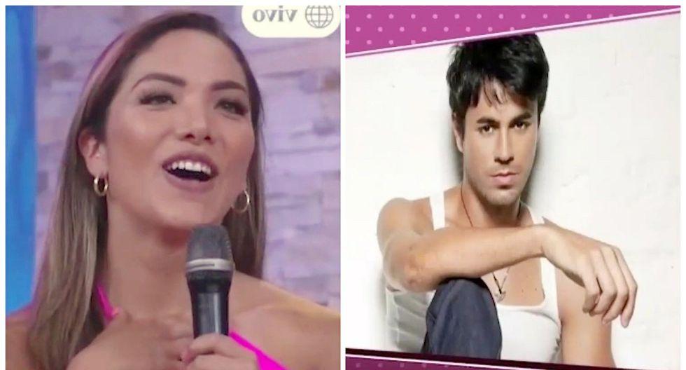 """'Chabelita' revela que su pretendiente tiene la mirada más """"ardiente"""" que Enrique Iglesias (VIDEO)"""