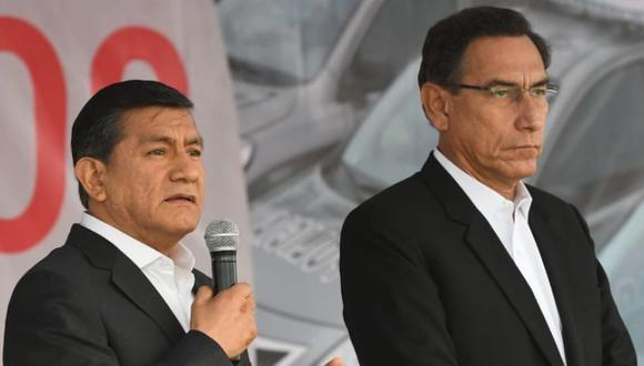 Carlos Morán (Foto: Ministerio del Interior)