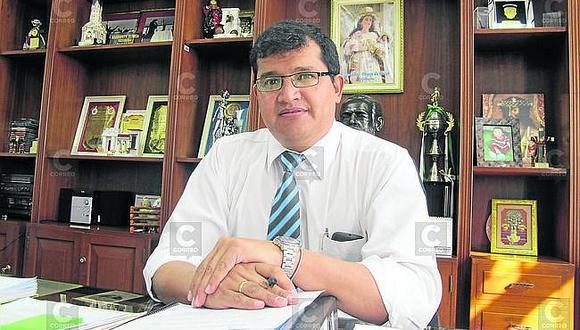 Invasiones: Alcalde pide formalización de 25 mil para terminar con tráfico de terrenos