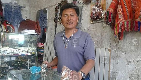 "Alfredo Lovatón: ""Convierto las piedras semipreciosas en joyas"""