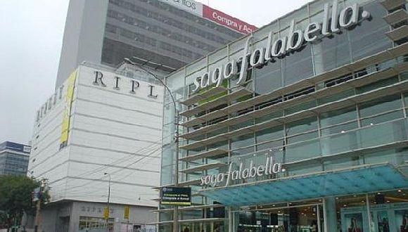 San Isidro: frustran robo en tienda de Saga Falabella