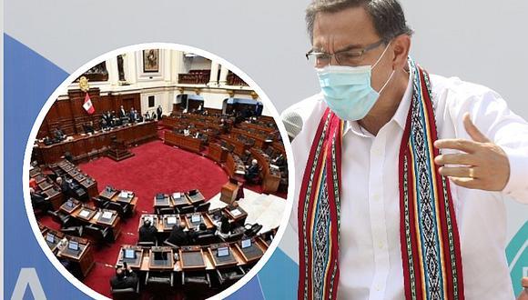 Vizcarra insta al Congreso a aprobar ley que impide que sentenciados participen en las Elecciones Presidenciales 2021