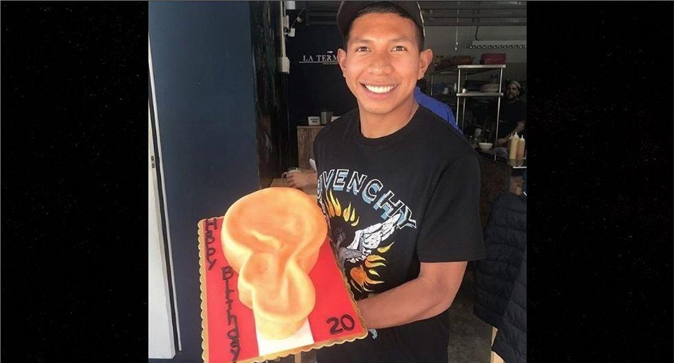 Edison Flores: El 'Orejas' comparte foto para agradecer saludos por su cumpleaños
