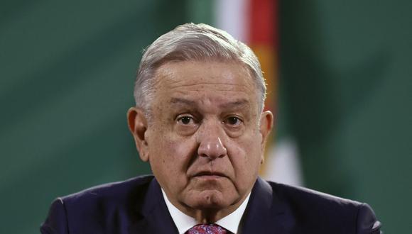 Presidente de México, Andrés Manuel López Obrador.. (Foto: ALFREDO ESTRELLA / AFP).