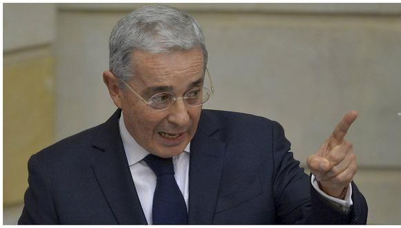 Álvaro Uribe defiende participación ciudadana para refrendar nuevo acuerdo de paz