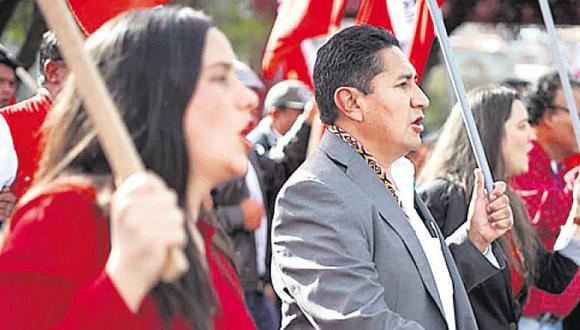 La excandidata presidencial Verónika Mendoza formalizará su respaldo al candidato presidencial Pedro Castillo, quien postula por Perú Libre, partido a cargo de Vladimir Cerrón. (Foto: GEC)