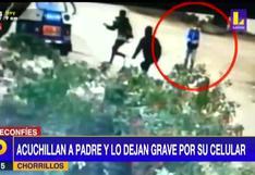 Hombre queda grave tras ser atacado con arma blanca por resistirse al robo de su celular en Chorrillos
