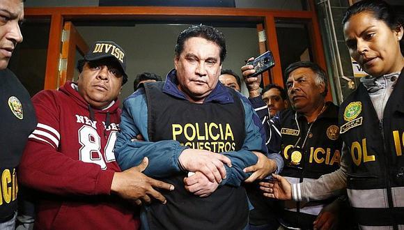 Carlos Burgos había alquilado todo el hostal donde fue detenido en Los Olivos (VIDEO)