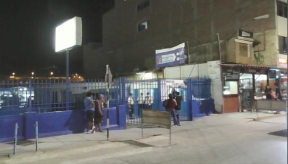 Cañete: 40 trabajadores de EsSalud entran en cuarentena. Foto: Fernando Zavala
