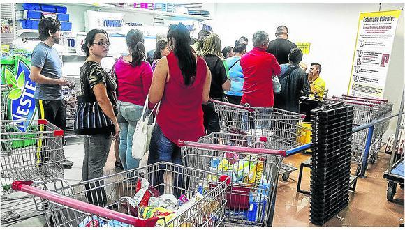Según GFK crece satisfacción en el consumidor del centro del país