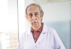 "Teobaldo Llosa Rojas, psiquiatra: ""En la pandemia se han olvidado de la salud mental"""