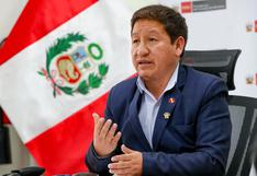 """Guido Bellido: """"La postura del Gobierno es que el MP resuelva sobre Abimael Guzmán"""""""
