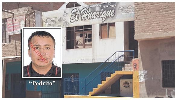 """Fiscalía solicitaría prisión para """"Pedrito"""" por crimen en J.L.O."""