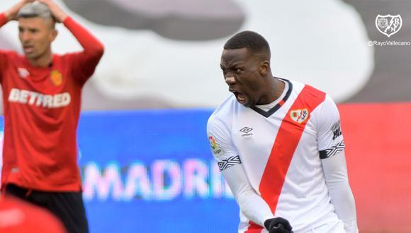El mensaje de Luis Advíncula tras su gol y la caída de Rayo Vallecano. (Foto: @RayoVallecano)