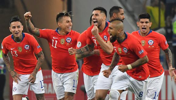 Chile avanza a semifinales de la Copa América tras derrotar a Colombia en penales