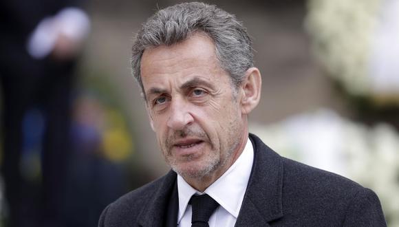 Nicolás Sarkozy es el segundo expresidente de Francia en haber sido condenado por la justicia. (Foto: AFP)