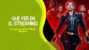 Película 'Black Widow' en la cuenta regresiva