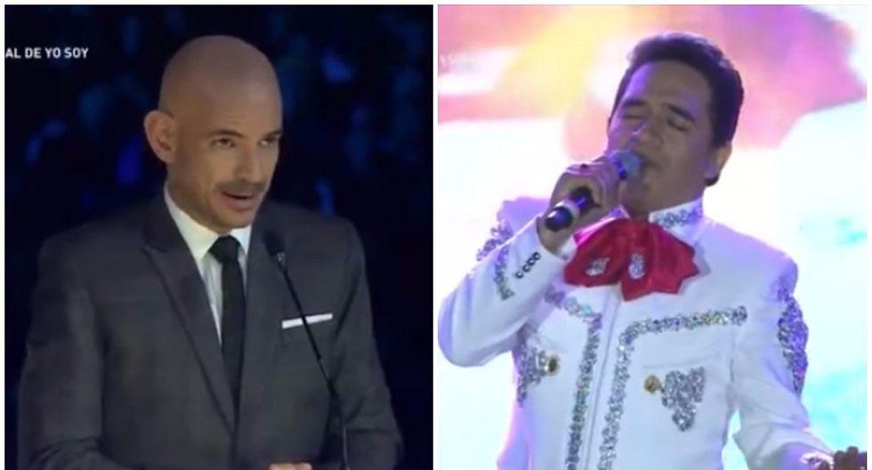 Yo Soy: la impactante revelación que Ricardo Morán hizo sobre el ganador (VIDEO)