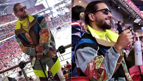 Maluma se roba el show en el Super Bowl con un comercial de cerveza (VIDEO)