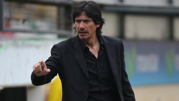 Ángel Comizzo se refirió a la participación de Universitario de Deportes en la Copa Libertadores. (Foto: Liga Profesional de Fútbol)