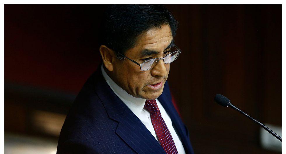 Pleno continuará este jueves acusación contra César Hinostroza y exmiembros del CNM