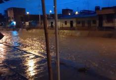 Estadio Campeones del 36 donde funciona hospital COVID-19 resultó afectado por lluvias en Piura (VIDEO)