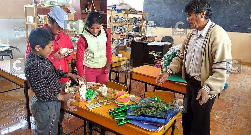 Niños del Tuctumpaya se alistan para la navidad