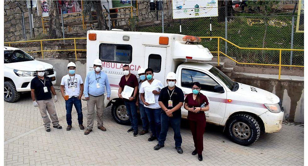Entregan implementos e insumo médicos a Red de Salud de Pataz