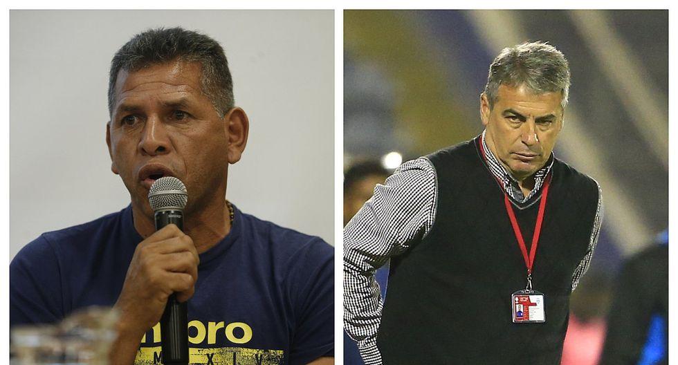 """José Luis Carranza: """"Pablo Bengoechea tiene esa costumbre de campeonar por los árbitros"""""""
